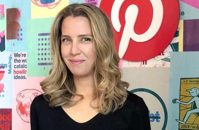Andréa Mallard se suma a Pinterest como directora Ejecutiva de Marketing