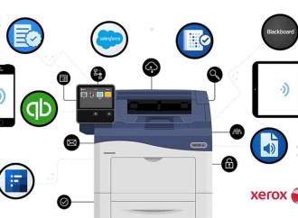 Xerox presentó nuevas aplicaciones ConnectKey
