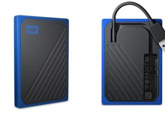 Western Digital lanzó soluciones de almacenamiento personales