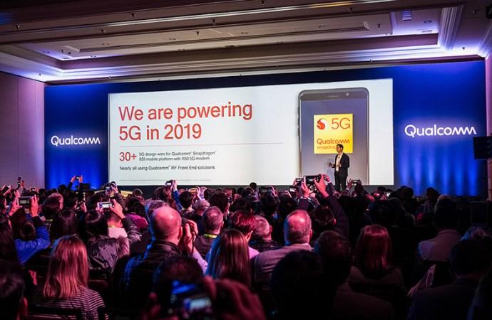 En 2019 se lanzarán dispositivos móviles con 5G