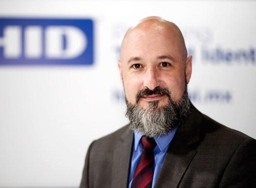 Rogério Coradini, director de Ventas de Control de Acceso Físico de HID para Sudamérica