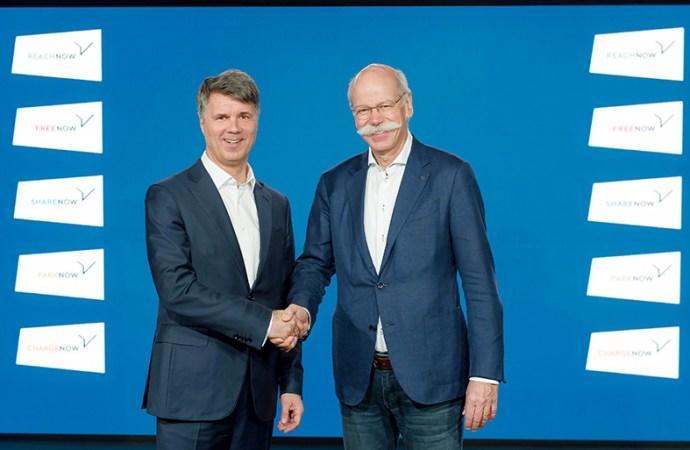 BMW Group y Daimler AG invierten en un proveedor conjunto de servicios de movilidad