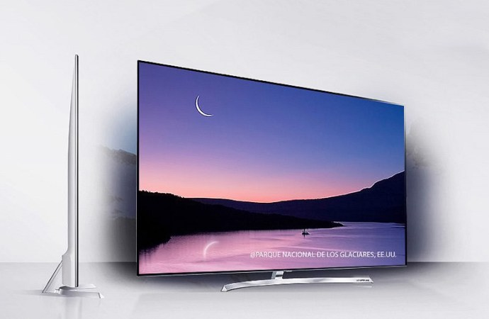 LG lanzó su línea global de TVs 2019