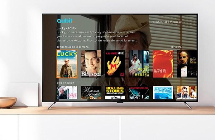 QubitTV ya está disponible para Roku en Argentina