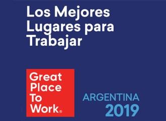 Abrió la inscripción para el ranking de los mejores lugares para trabajar en Argentina