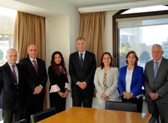 La UCA firmó un acuerdo con Tec de Monterrey