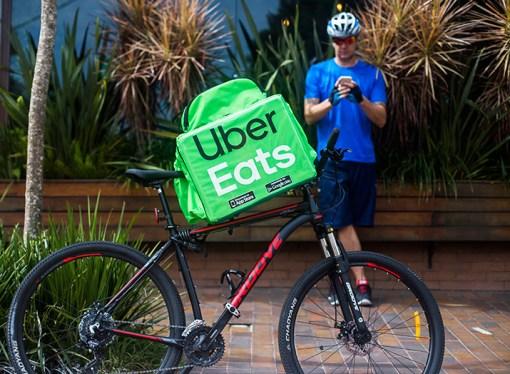 Uber Eats amplía su zona de cobertura en Buenos Aires
