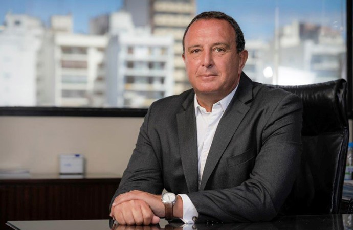 MetroGAS designó presidente a Fernando Ambroa