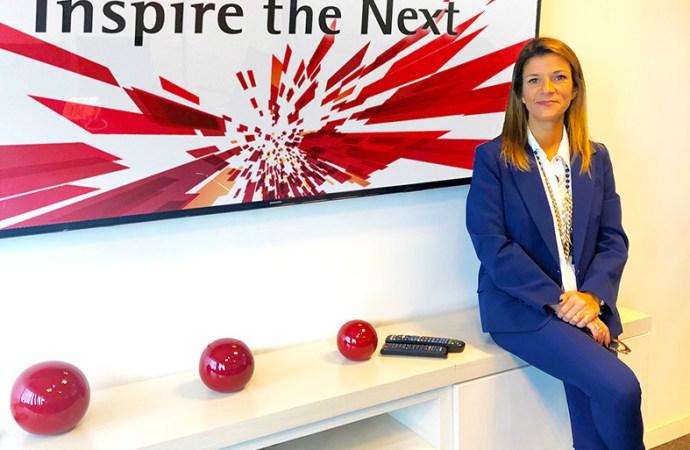 Valeria López Valenzuela, Field Marketing manager en Hitachi Vantara LATAM