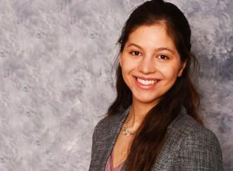 María Arendt-Dashek, gerente Técnica de Ventas de BV Science