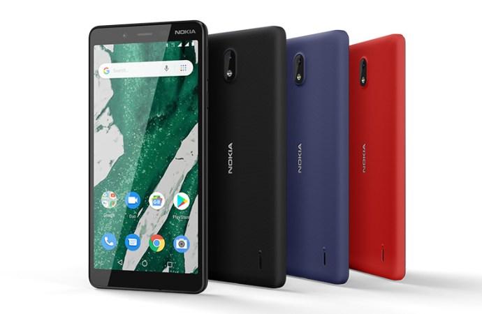 Llega a Argentina el Nokia 1 Plus