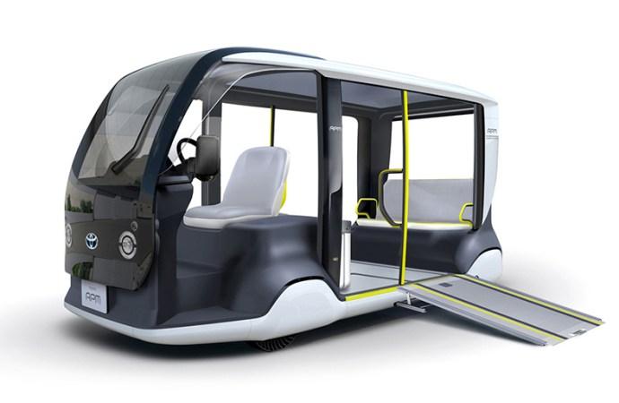 Toyota prepara vehículos para los Juegos Olímpicos y Paralímpicos de Tokio 2020