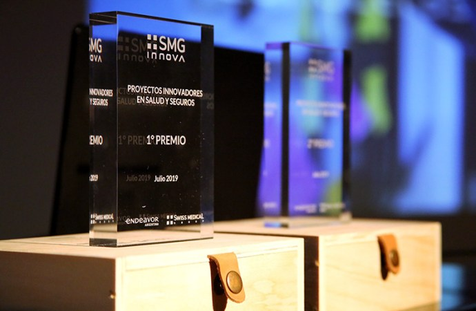 Swiss Medical Group y Endeavor premiaron la innovación