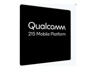 Qualcomm lanzó la nueva plataforma móvil 215