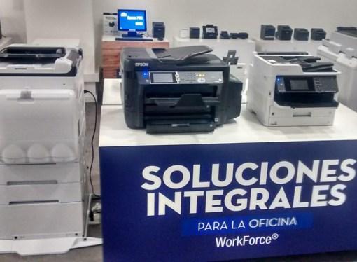 Epson presentó su showroom tecnológico en Argentina