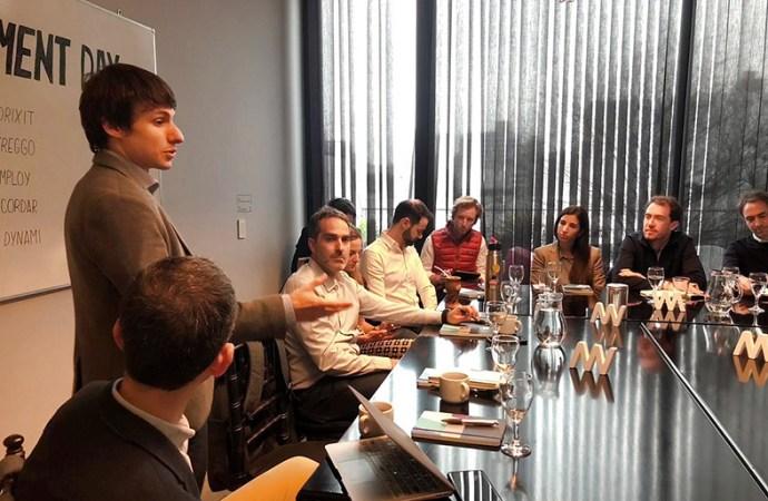 Wayra Argentina promueve la inversión conjunta en el ecosistema emprendedor