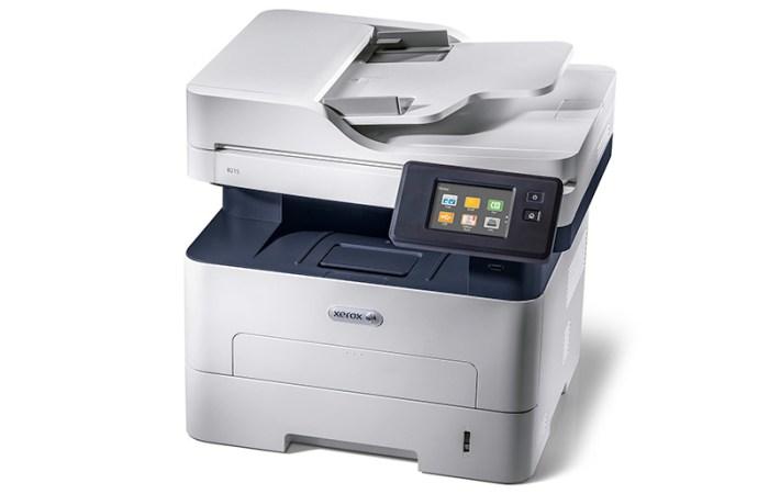 Xerox lanzó equipos compactos con wifi direct e impresión móvil