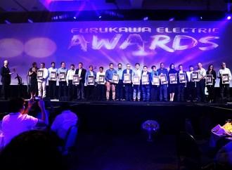 Furukawa Electric premió los mejores proyectos tecnológicos en su evento anual
