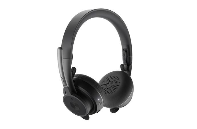 Logitech presentó sus auriculares Zone Wireless