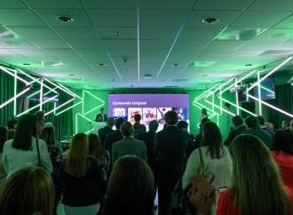 Flow llegó a las primeras pantallas de Uruguay en alianza con Antel