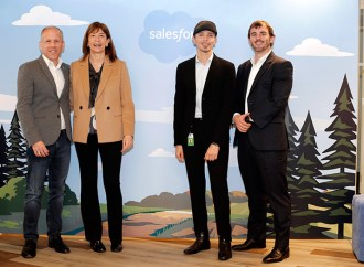 Salesforce presentó el Trailhead Center en Buenos Aires