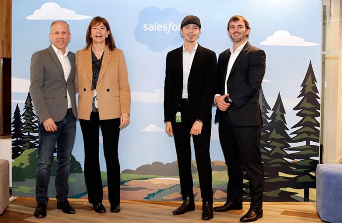Salesforce presentó el Trailhead Center en Buenos Aires