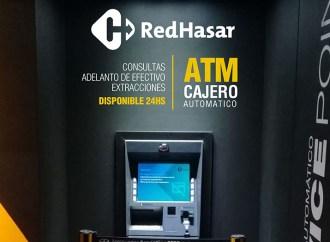 Grupo Hasar lanza su propia red de cajeros automáticos