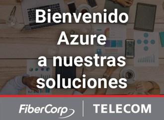 FiberCorp-Telecom suma a Microsoft Azure a su oferta de soluciones Cloud