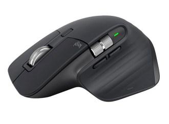 Logitech presentó su mouse inalámbrico MX Master 3