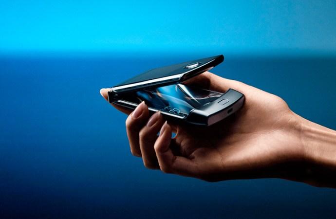 Motorola lanza en Argentina su nuevo razr