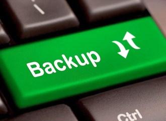 58% de los backups de datos están fallando