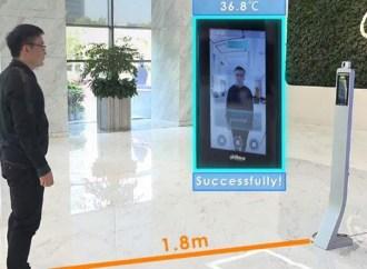 Hikvision y Netcamara ofrecen soluciones para equipos de detección de temperatura