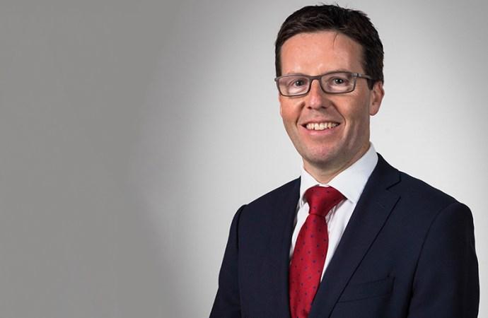 Grant Maxwel, director Global de Transferencia de Riesgos Alternativos en AGCS