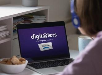 Telecom lanzó la edición 2020 de digit@lers, un programa gratuito de formación en tecnología