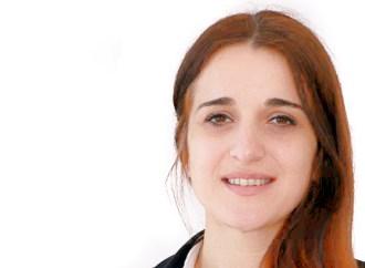 Mariela Misiano, gerente de Enterprise & Industrial para toda la región sur de Vertiv