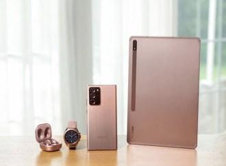 Samsung presentó 5 nuevos dispositivos Galaxy
