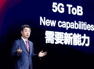 La 5G crea nuevo valor para las industrias y nuevas oportunidades de crecimiento