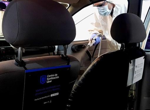 Uber y Unilever se alían para reforzar las medidas de higiene al viajar