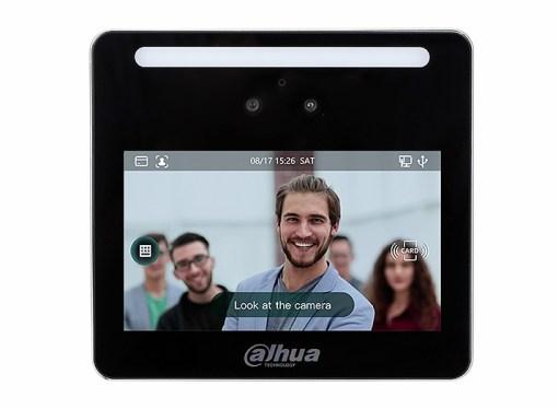Dahua Technology lanzó una nueva terminal de control de acceso con detección facial