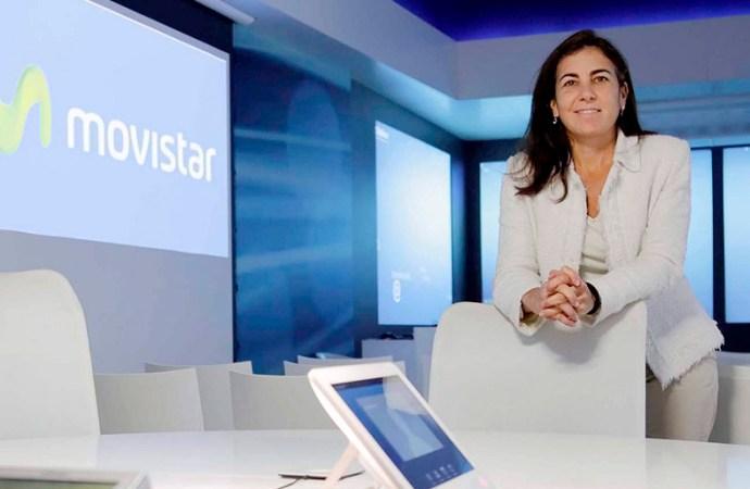 María Jesús Almazor, CEO de Ciberseguridad y Cloud en Telefónica Tech