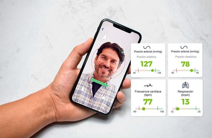 Vitalis mide en 30 segundos los signos vitales desde el celular
