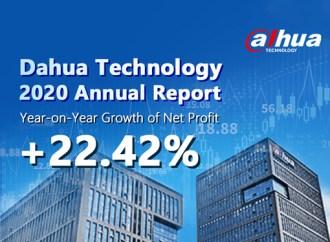 Dahua Technology presentó sus resultados 2020