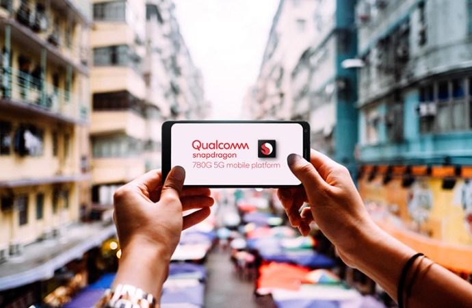 Qualcomm presentó la plataforma móvil Snapdragon 780G 5G