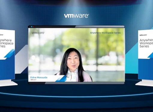 Se realizó el evento online VMware Anywhere Workspace Series