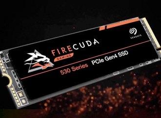 Seagate presentó la SSD FireCuda 530 PCle de 4 a generación con NVMe