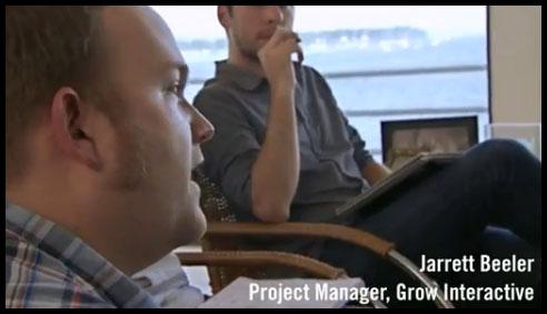 Jarrett Beeler Grow Interactive
