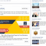 Facebook Advertising – Why What and How