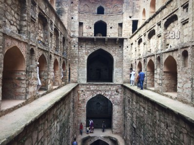 Ugrasen ki Baoli, New Delhi 8 EBJ Chronicles