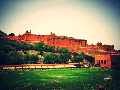 Amber Fort, Jaipur 3 EBJ Chronicles