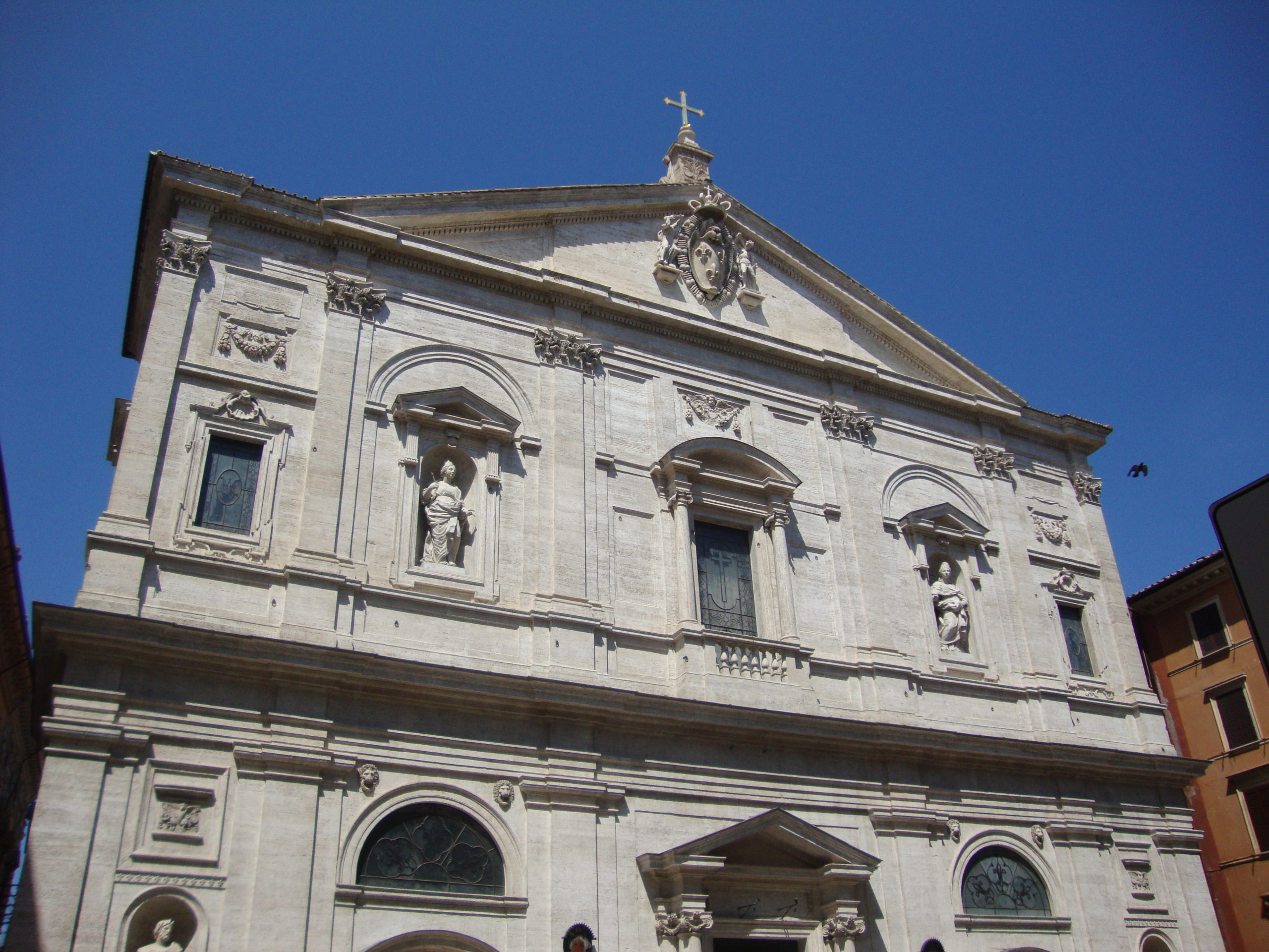Church of Saint Louis, Rome